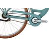 Cube Elly Cruise - Vélo de ville - Easy Entry turquoise